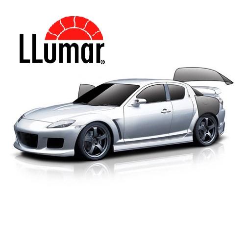 Тонировка пленкой LLumar